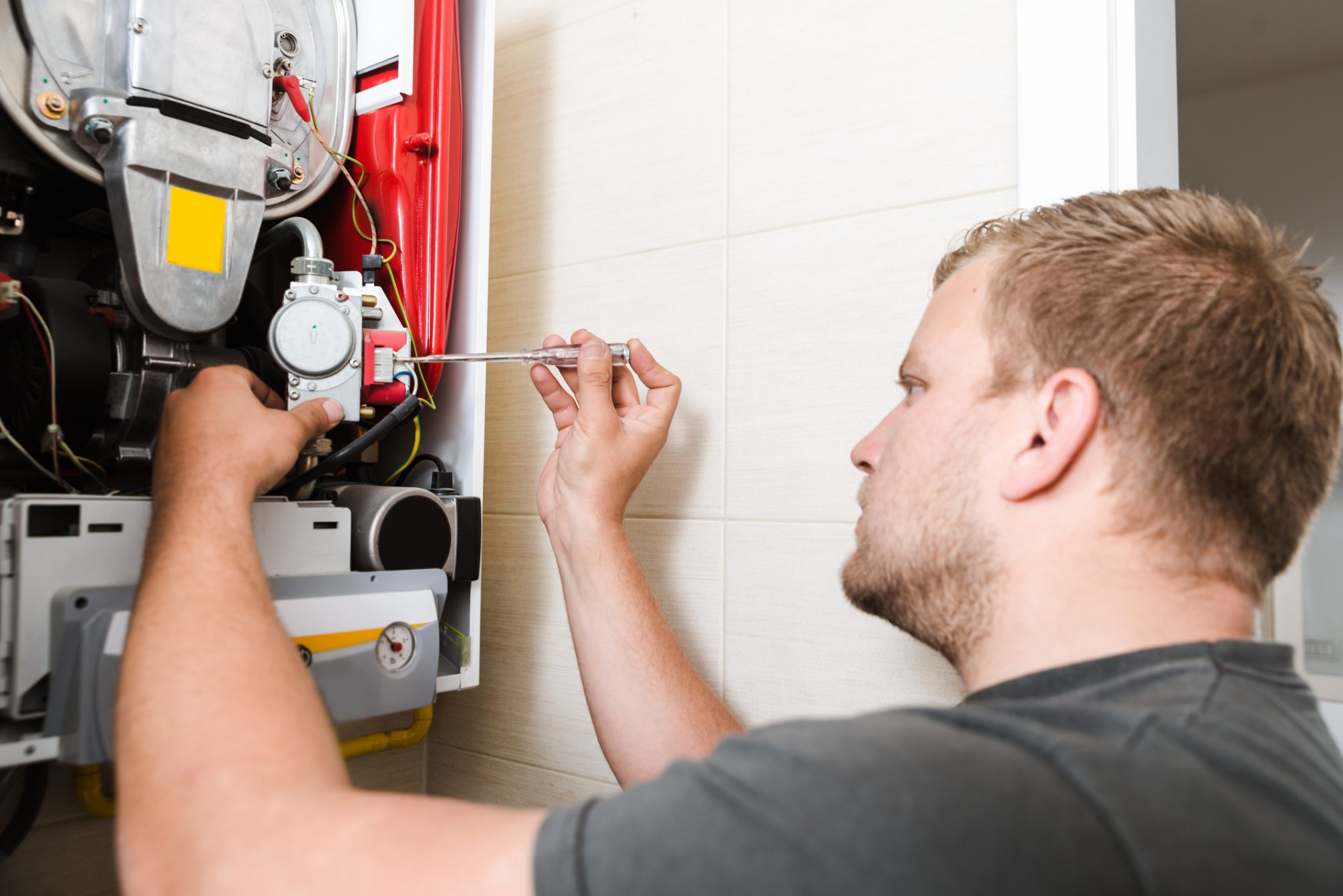 heating repair pottstown